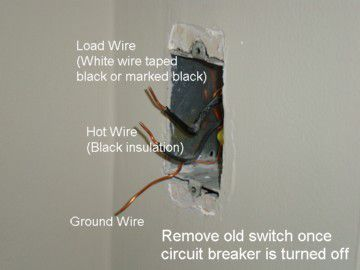 How to Install an Electronic Dimmer (Slideshow)