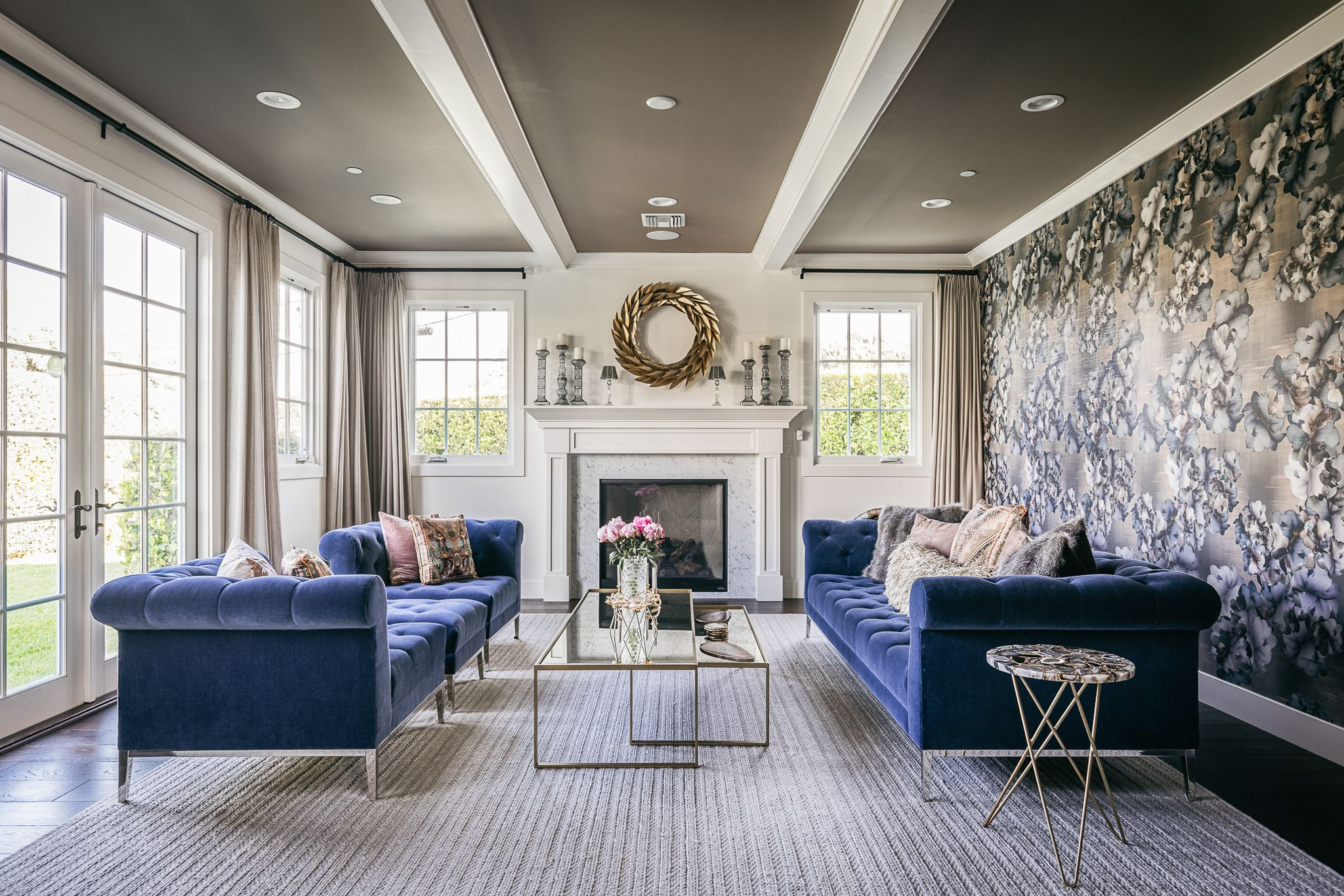 Beautiful Blue Living Room Ideas, Blue Living Rooms