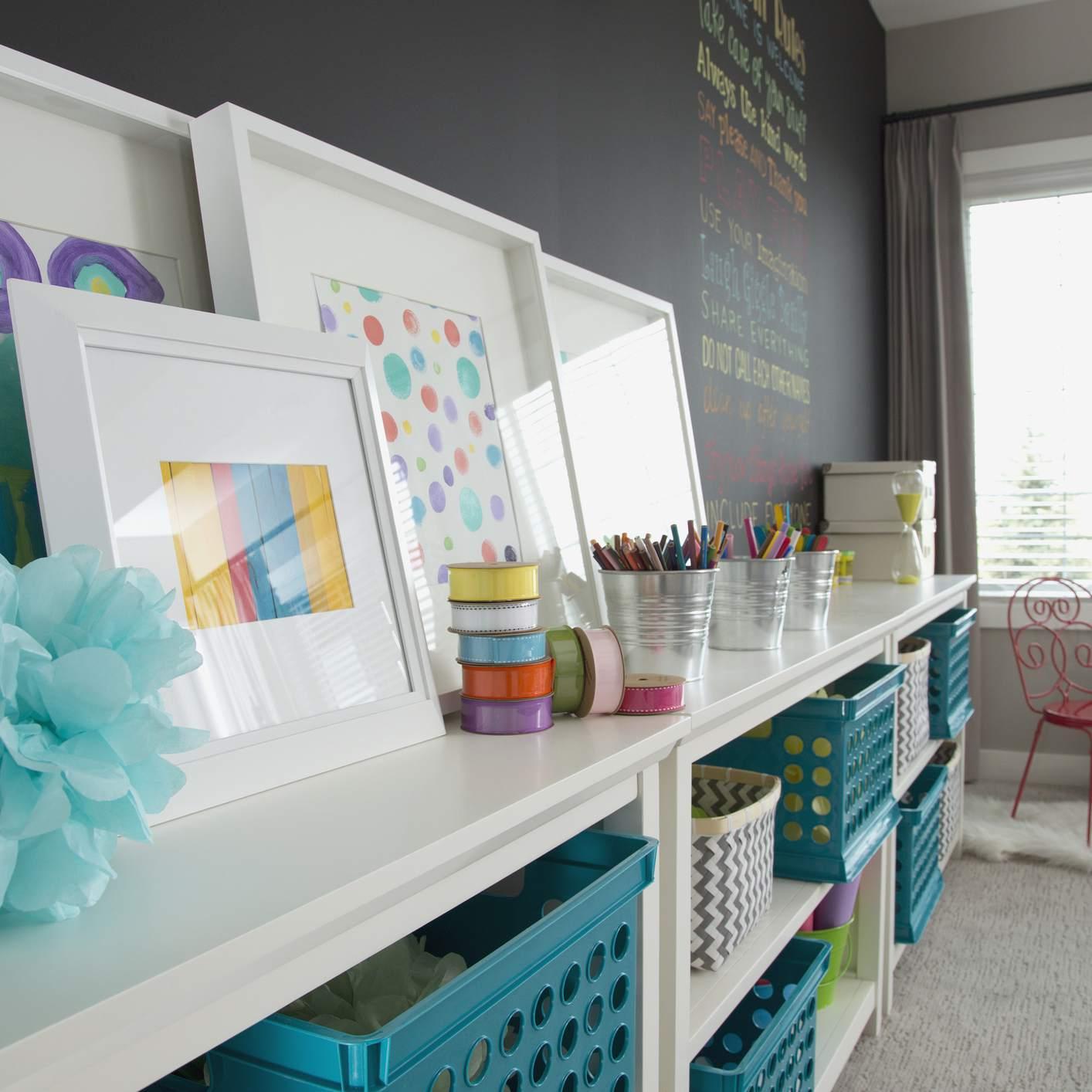 Help me organize my home