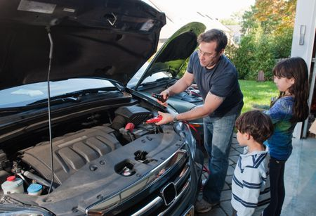 Learn How To Clean Your Car Battery With Baking Soda
