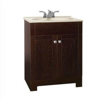"$300 For 24.75"" Vanity: Wayfair. Bathroom vanity set"