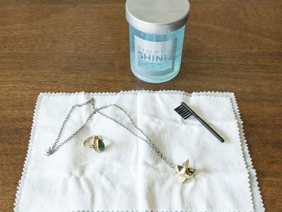 Simple Shine Complete Jewelry Cleaning Kit