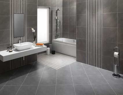 Best Tile For Bathroom. Is Natural Stone Bathroom Floor Your Best Bet Bathroom Tile