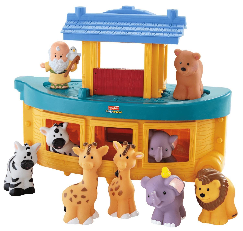Fisher Price Noah's Ark Playset
