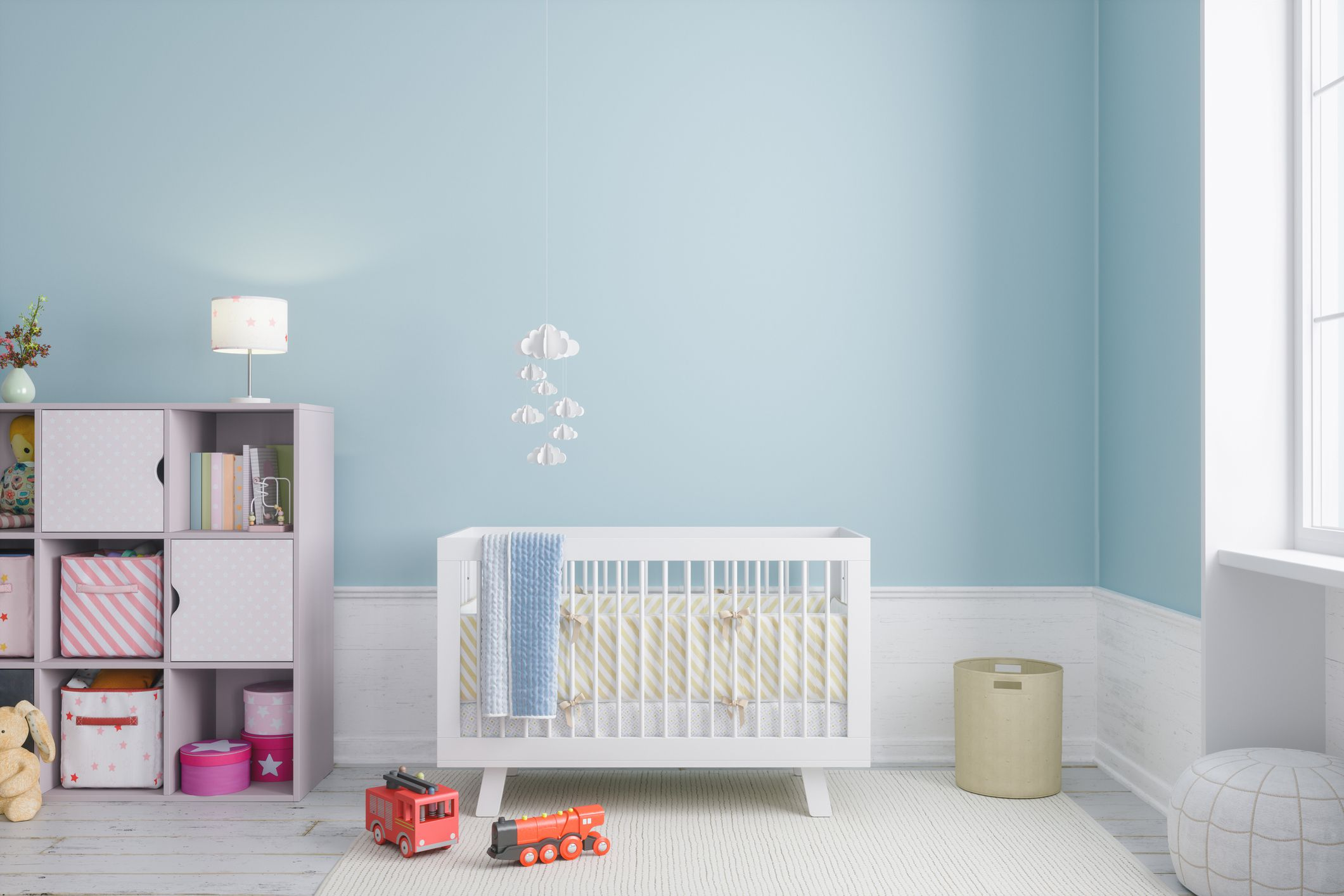 The 11 Best Nursery Paint Colors