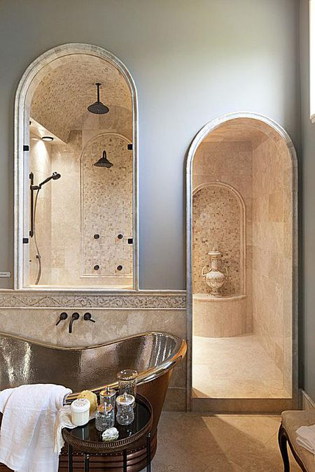Luxury Shower Inspiration