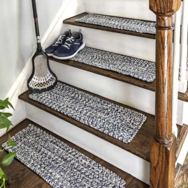 The 11 Best Stair Tread Carpets Of 2021