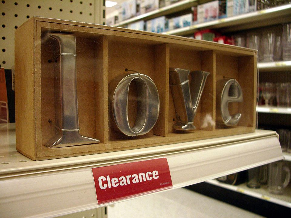 Target decor clearance
