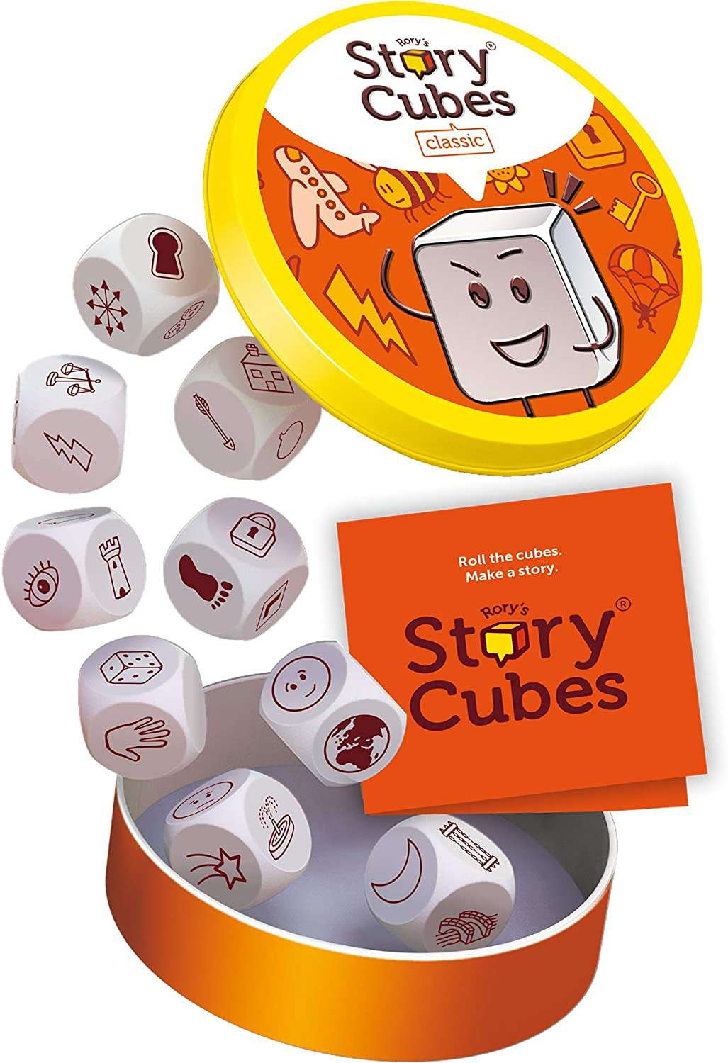 Zygomatic Rory's Story Cubes