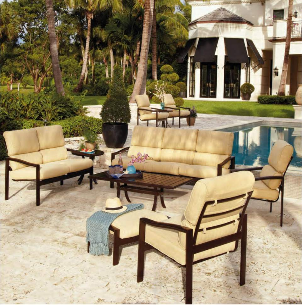 Furniture Clearance Miami: The Top Outdoor Patio Furniture Brands