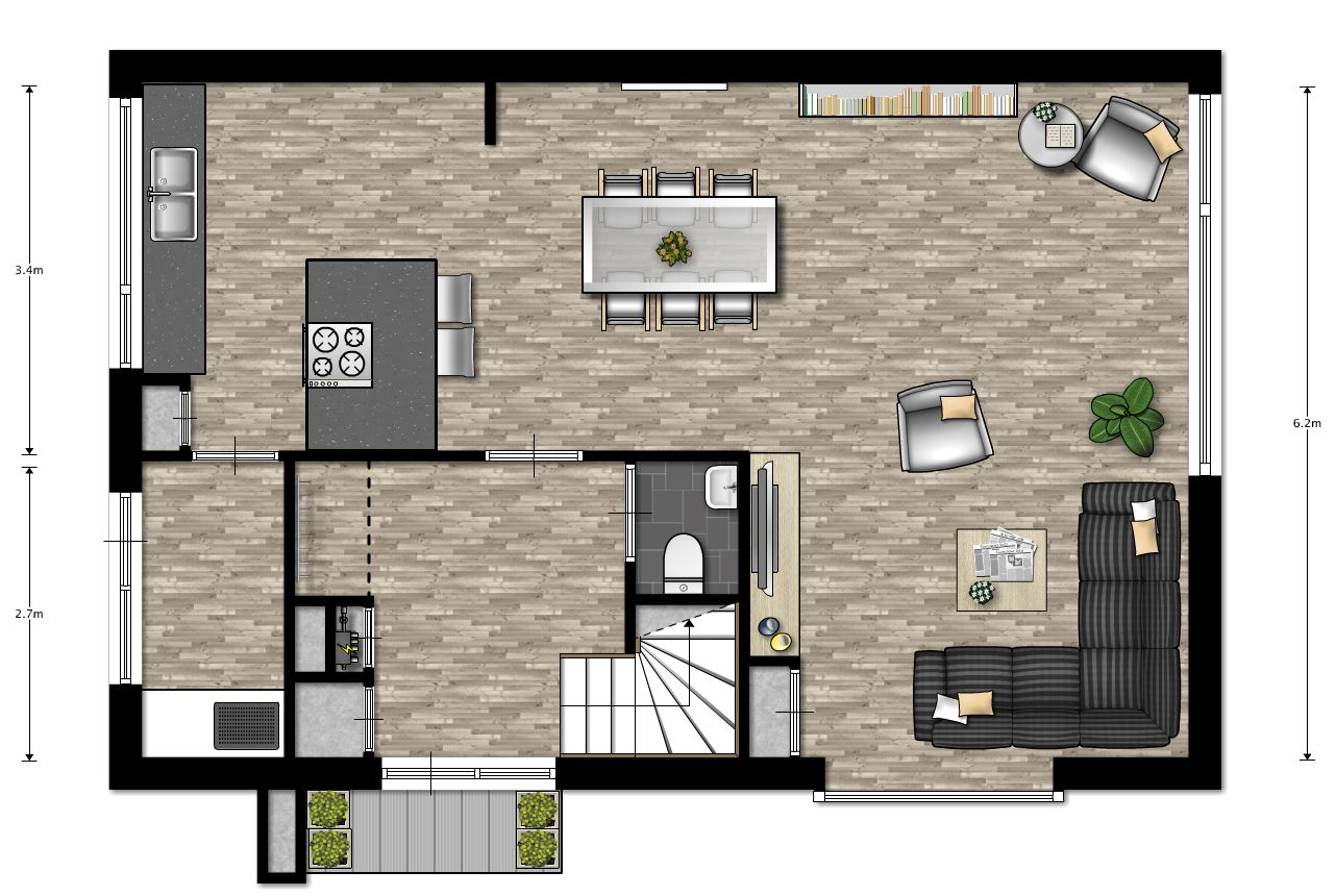 Create the Floor Plan of Your Dreams for Free With Floorplanner