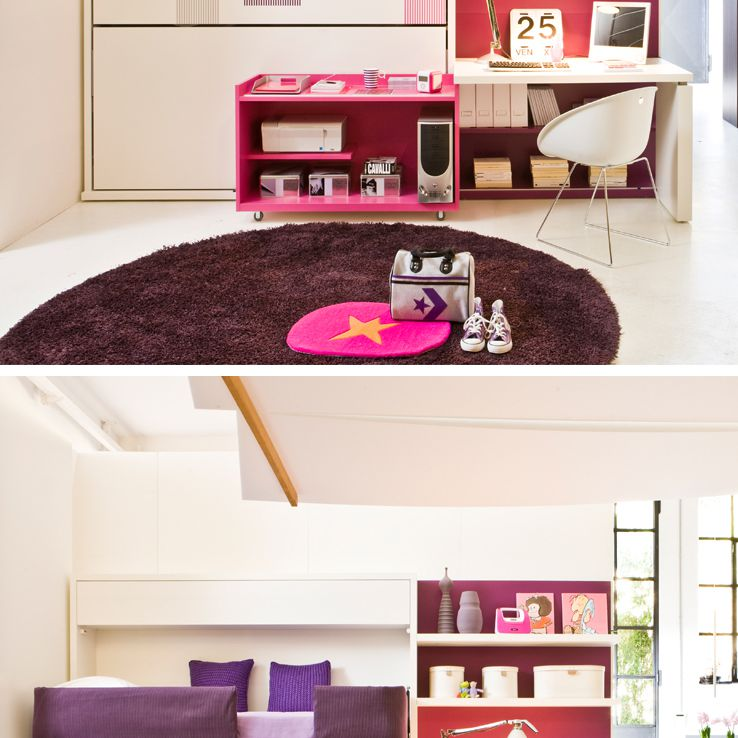 transforming bunk beds for kids rooms