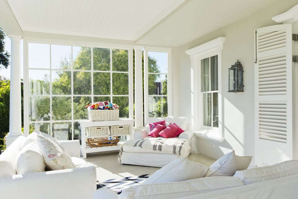 Sunrooms An Alternative To Full Room Additions