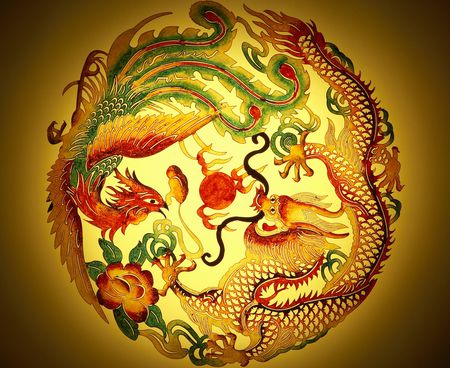 Dragon And Phoenix Feng Shui Symbols Promoting Harmonious Marriage