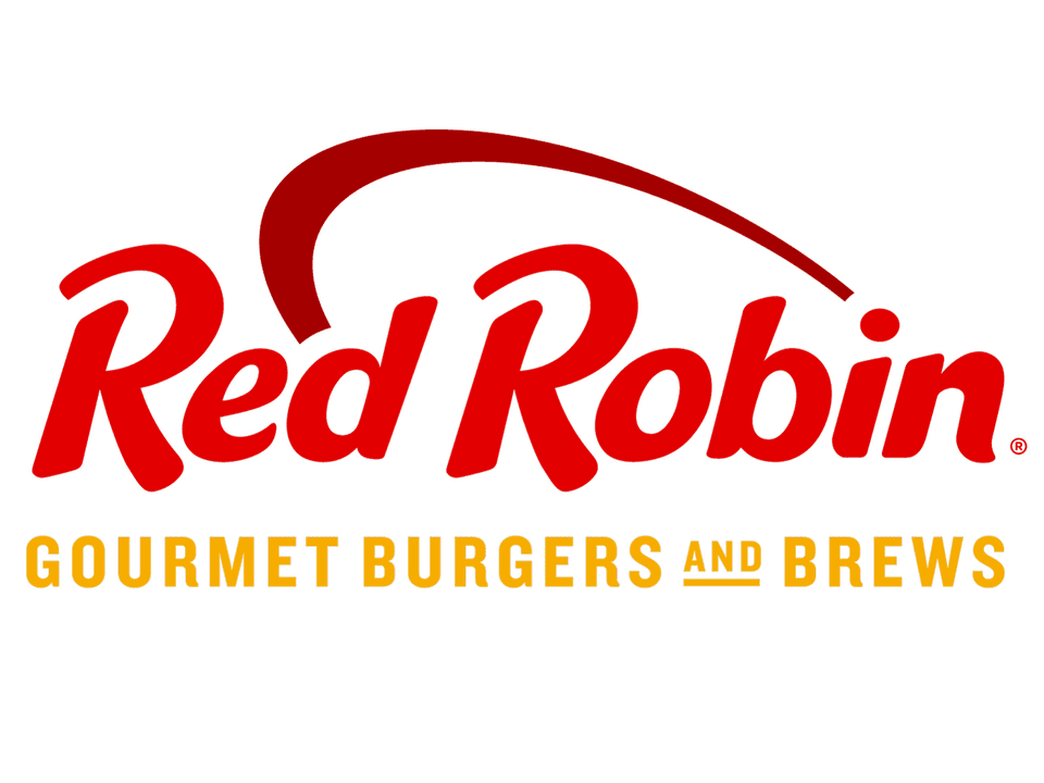 Screenshot of the Red Robin logo