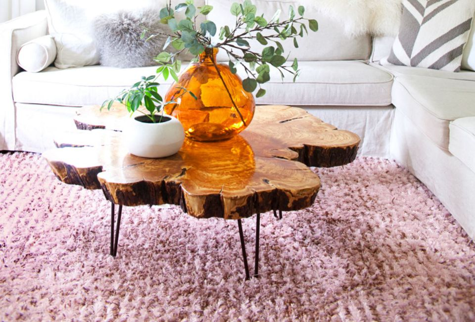 Miraculous Diy Live Edge Wood Projects For Your Home Bralicious Painted Fabric Chair Ideas Braliciousco