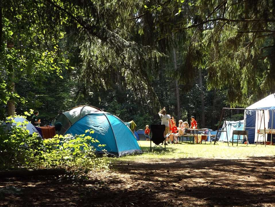 5 Fun Tips For A Kids Camping Party