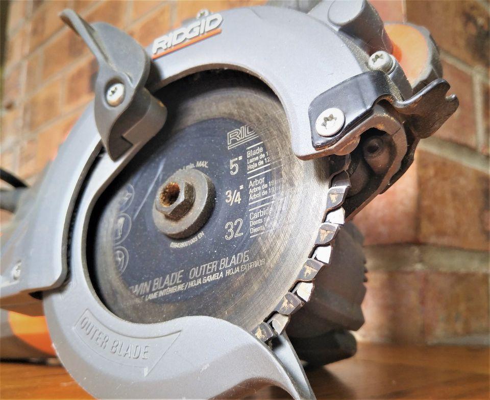 Dual Blade Circular Saw