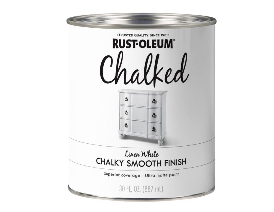 The 8 Best Chalk Paints Of 2021, Best White Paint For Furniture