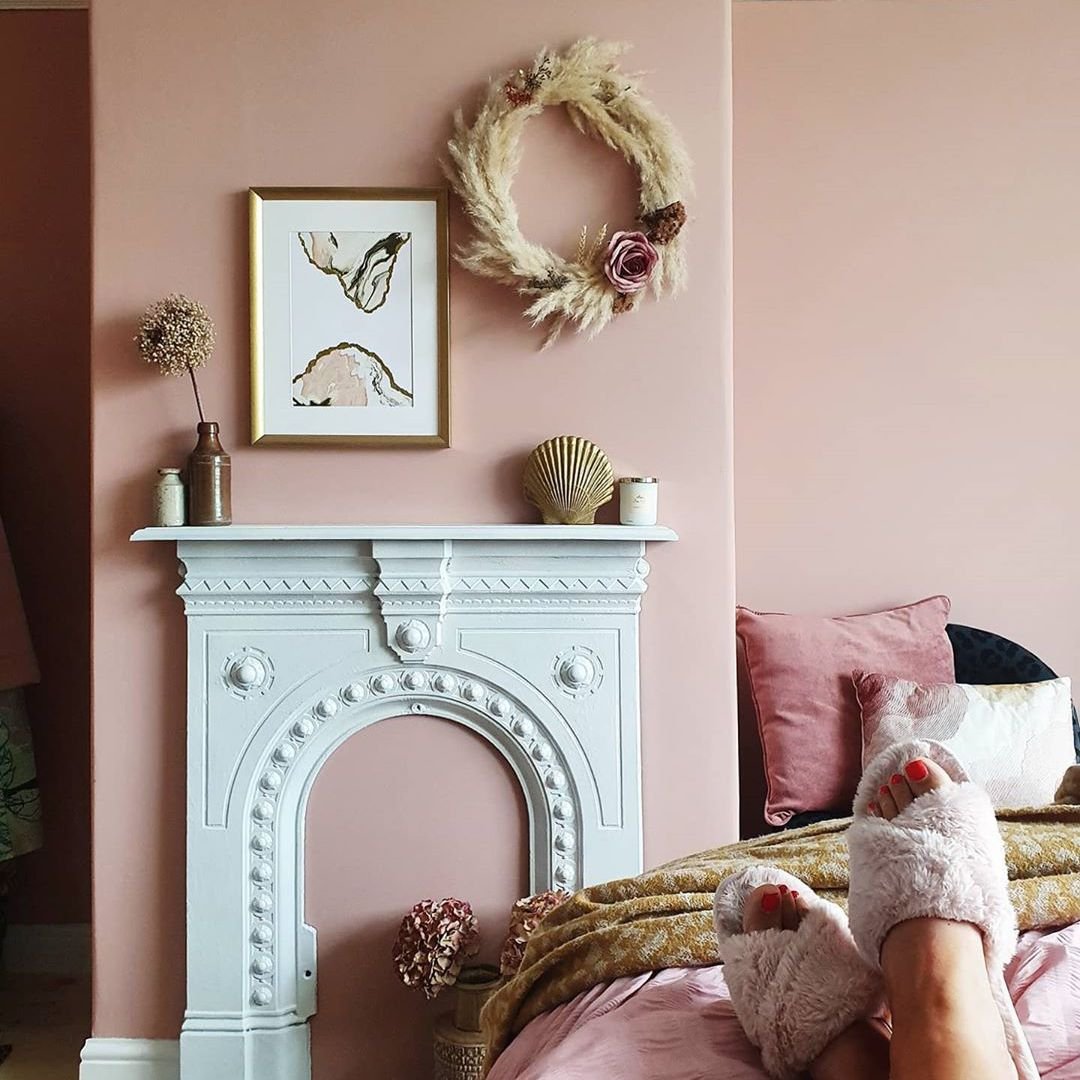 5 Pink Bedrooms for Your Next Makeover