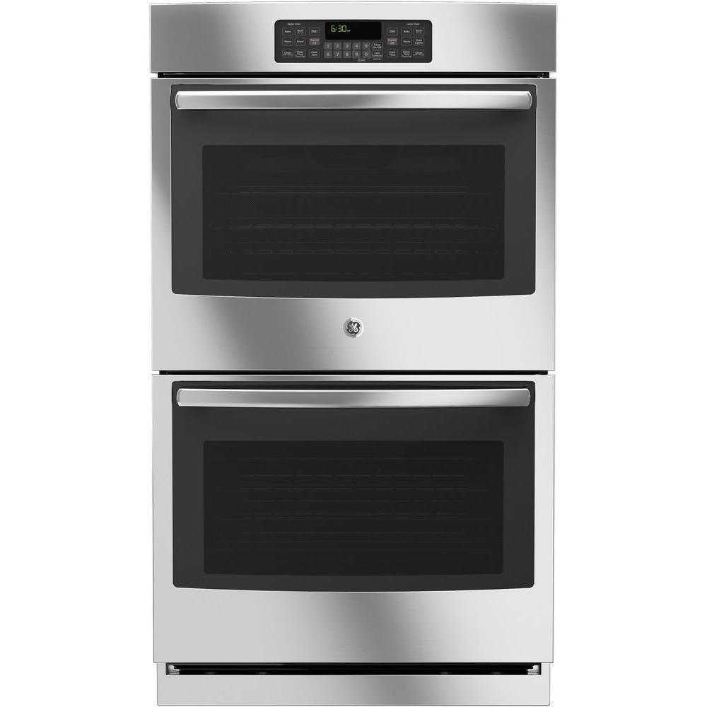 Best Basic Double Oven Ge 30 Electric Wall