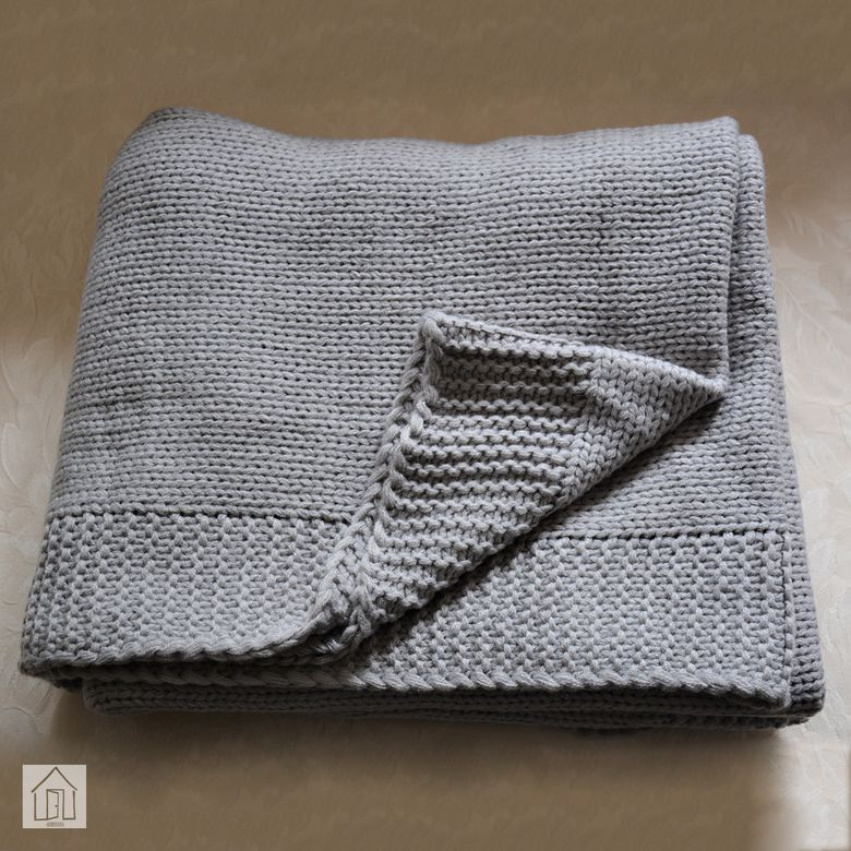 Bedsure Knit Throw Blanket