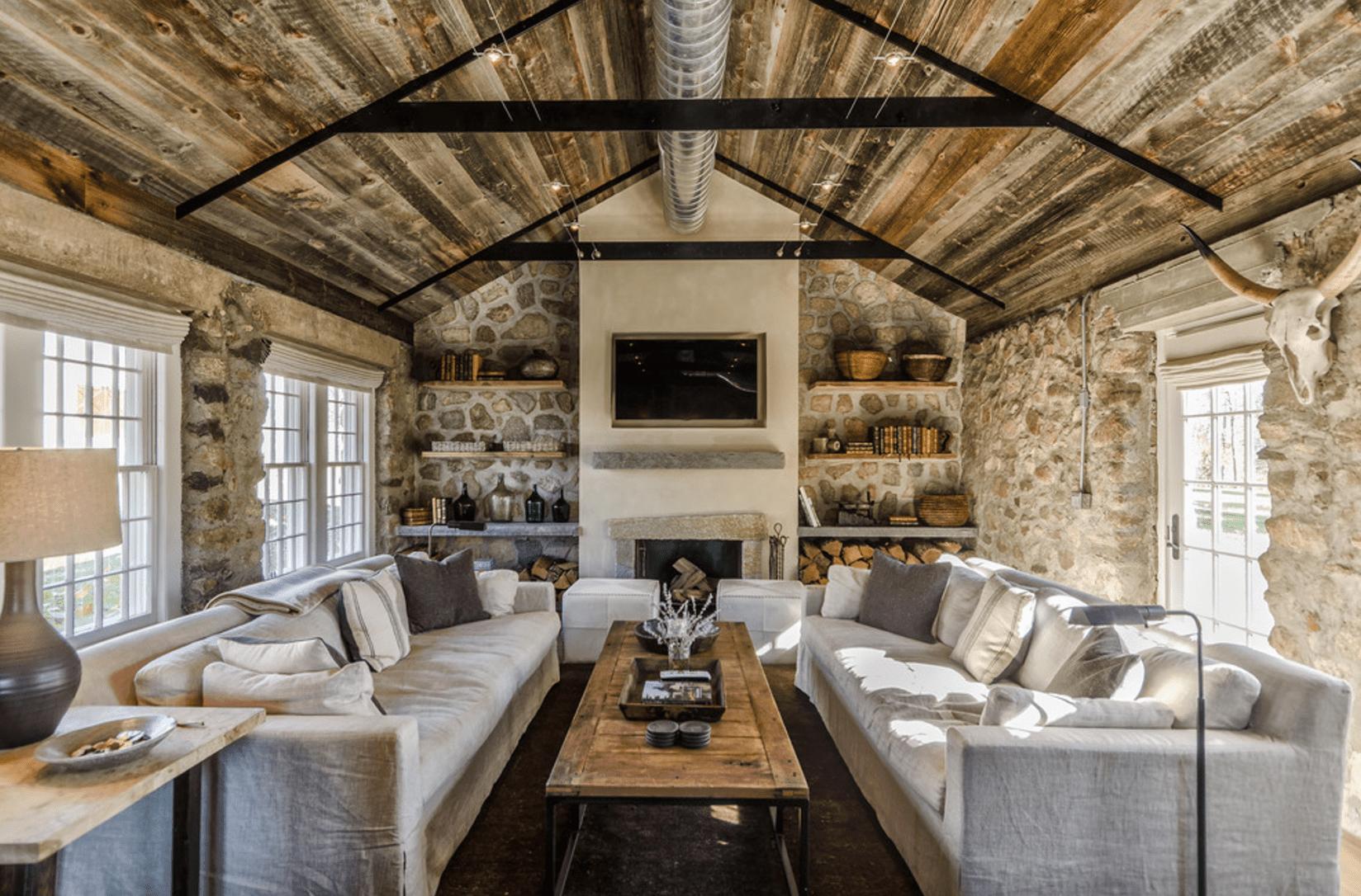 15 Farmhouse Style Living Room Tips