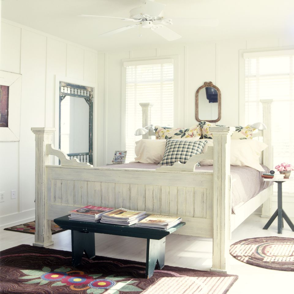 Photos And Tips For Decorating A Shabby Chic Bedroom