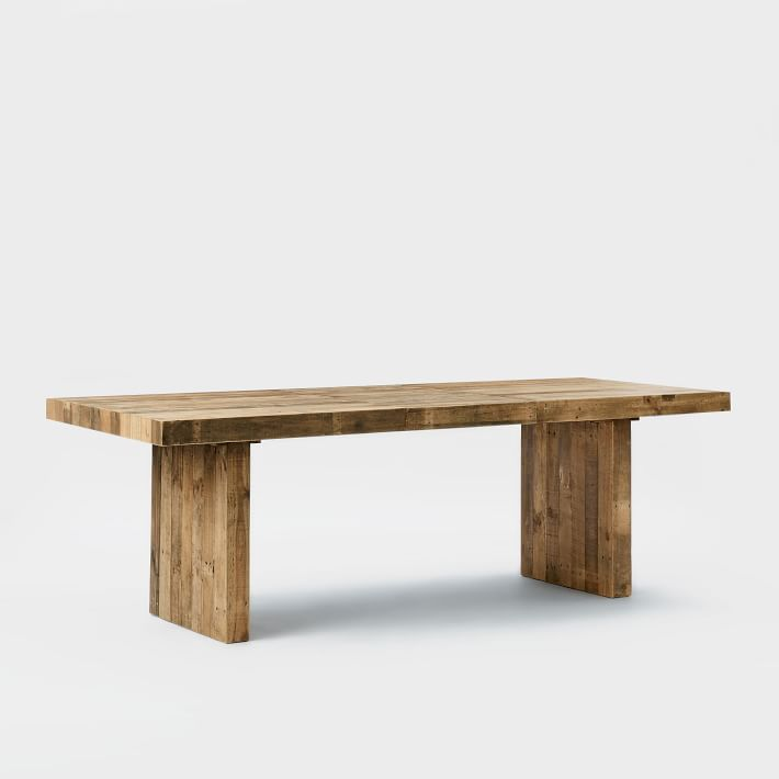 The 8 Best Farmhouse Dining Tables Of 2021, Affordable Reclaimed Wood Furniture