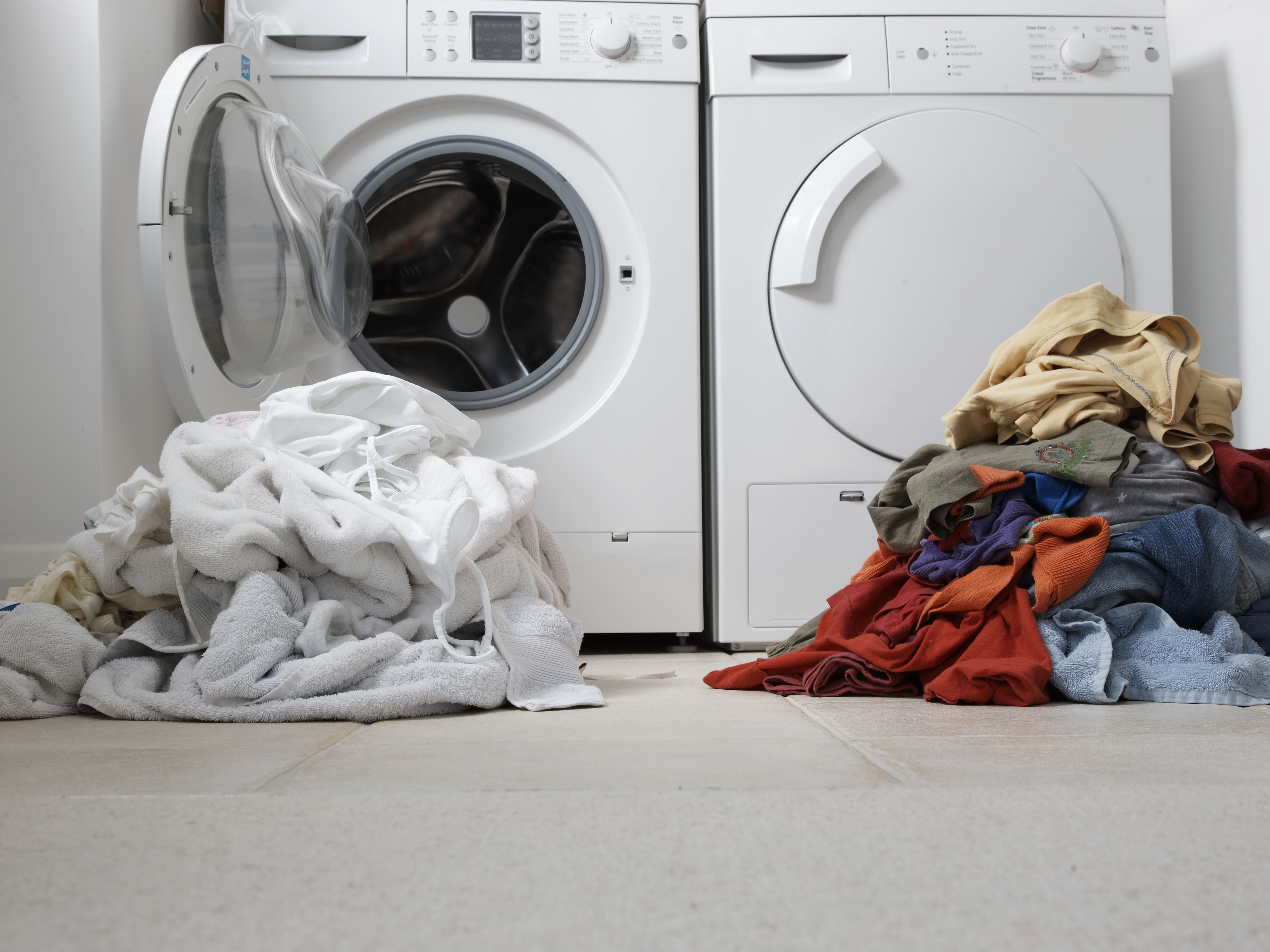 Laundry 101 Sorting Steps 1 6