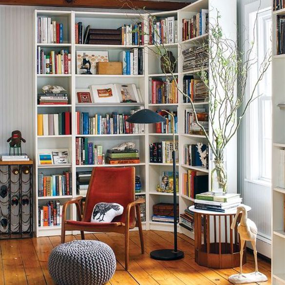Decorate Empty Corners, Living Room Corners