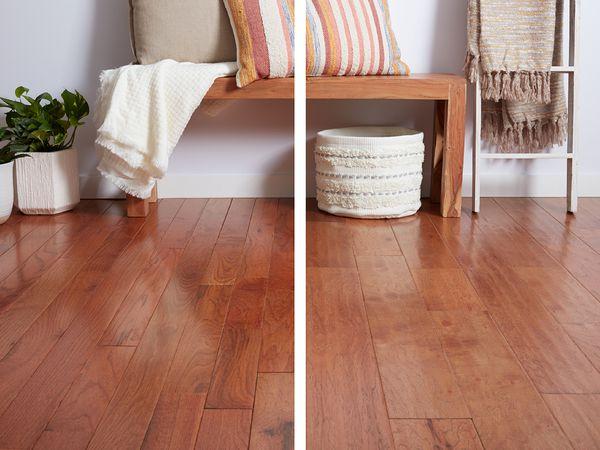 Laminate Vs Solid Hardwood Flooring, Laminate Flooring Compared To Hardwood