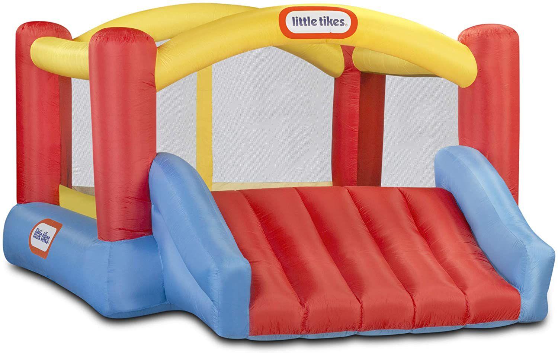Jump 'n Slide Bouncer Inflatable Bounce House