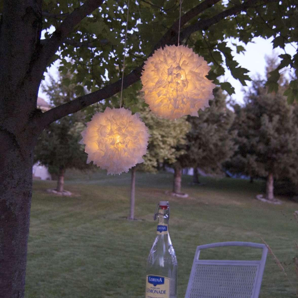 Pom pom lights.