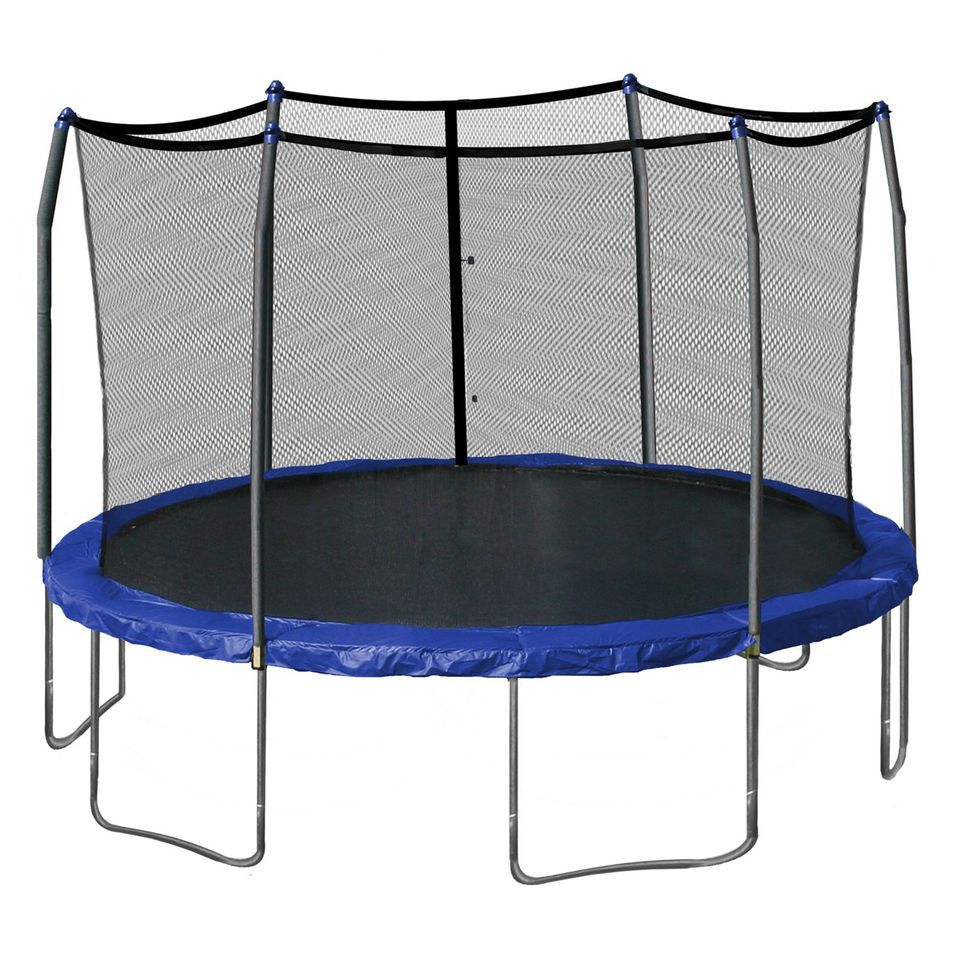 Best Overall: Skywalker 15' Round Trampoline - The 6 Best Trampolines To Buy In 2018