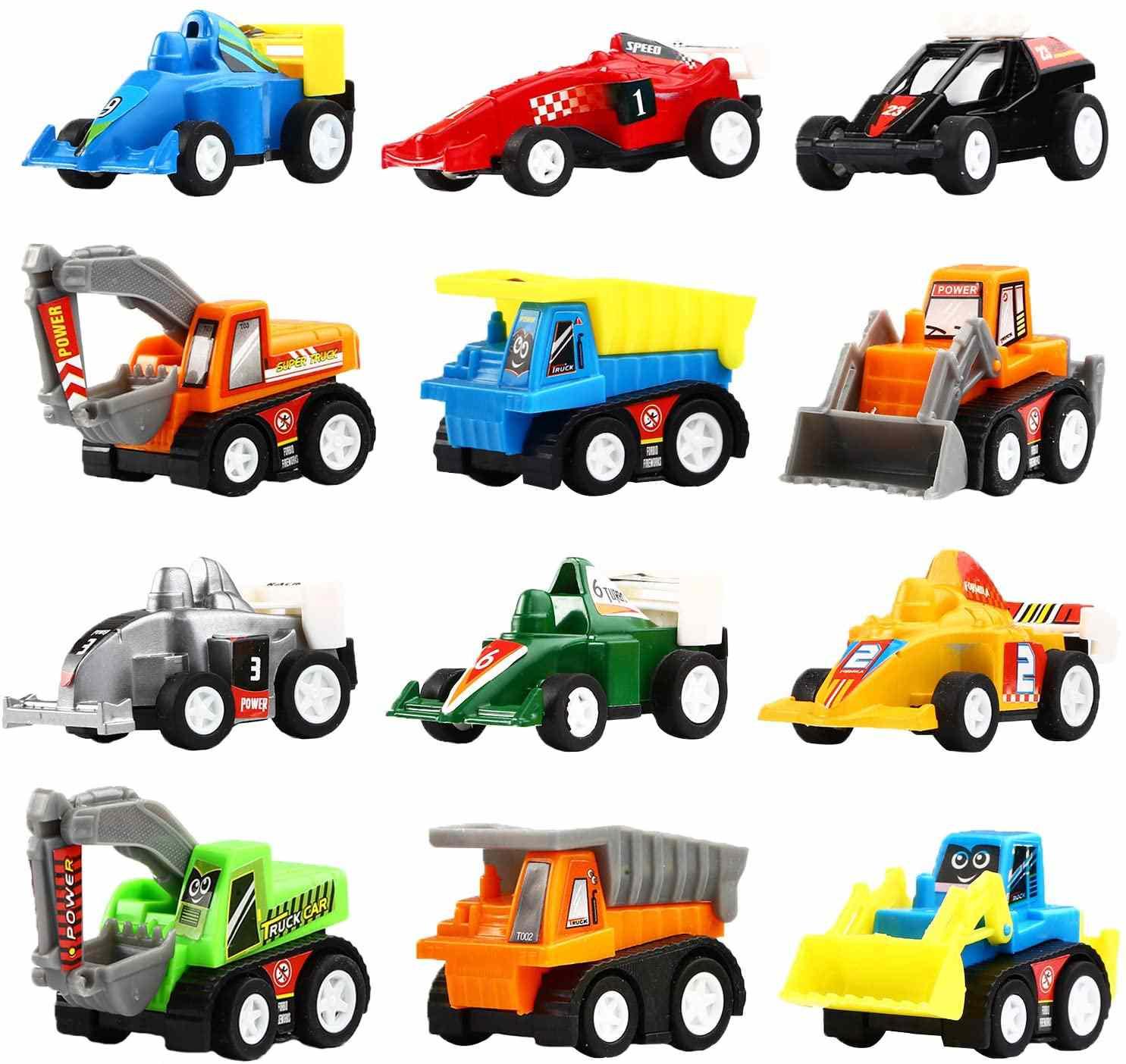 Yeonha Toys Pull Back Vehicles