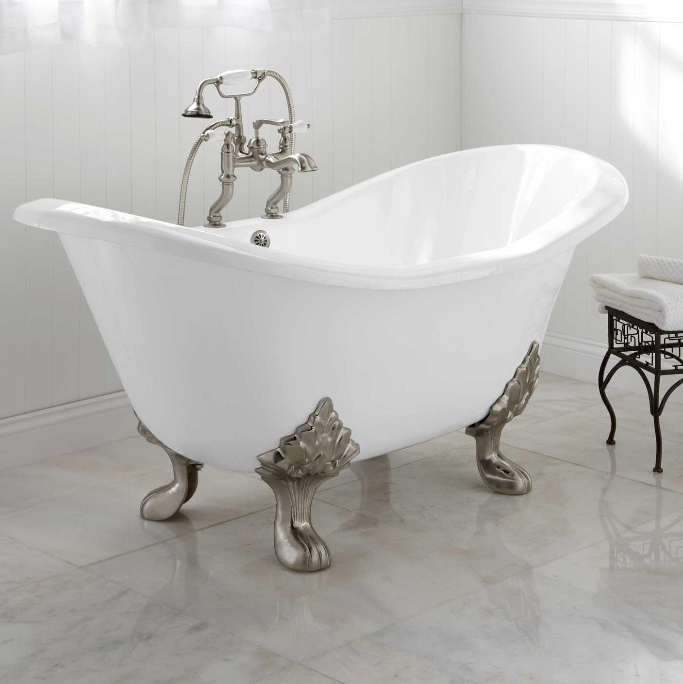 Clawfoot Tubs To Fit Your Space And Budget