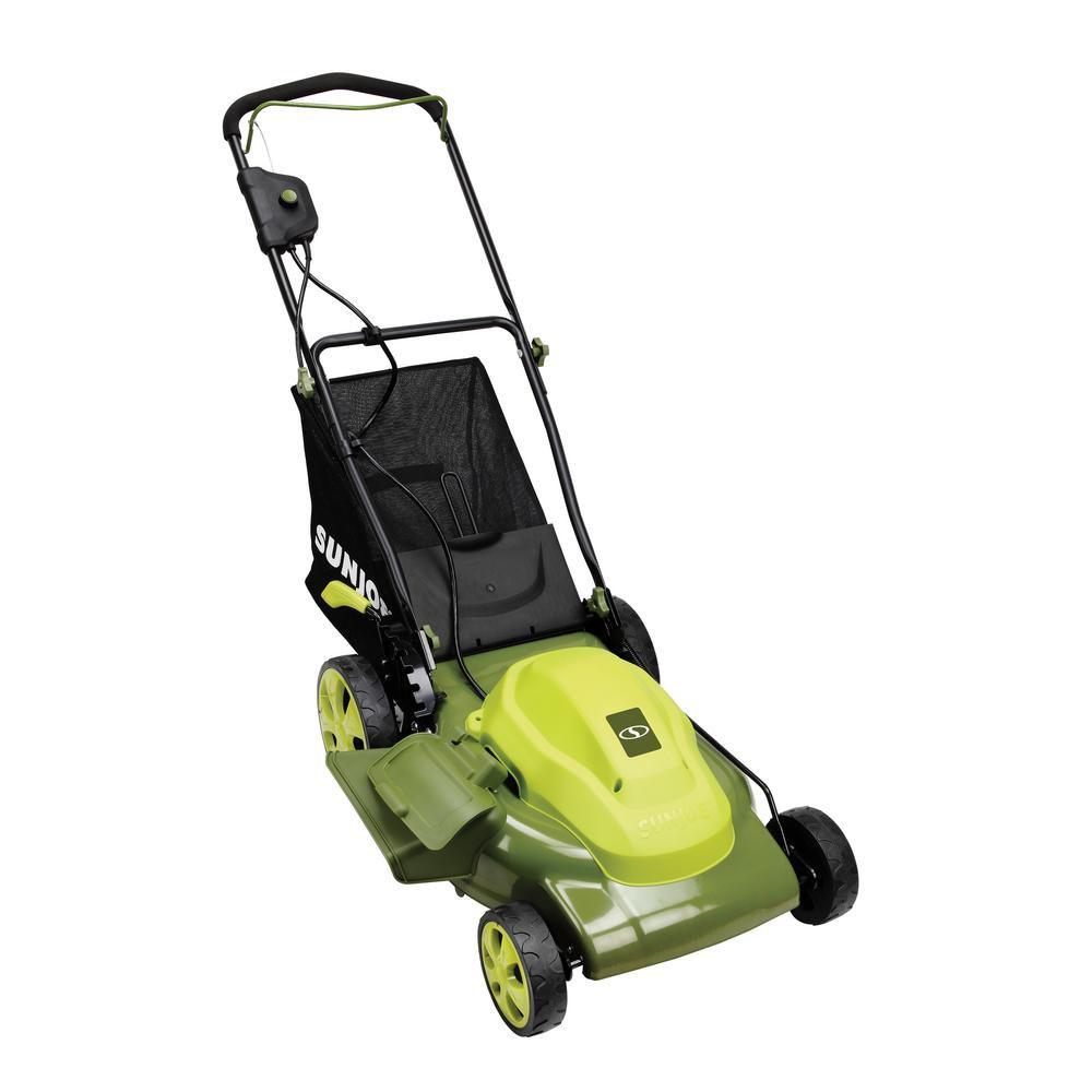 Sun Joe 12-Amp 20-in Corded Electric Lawn Mower