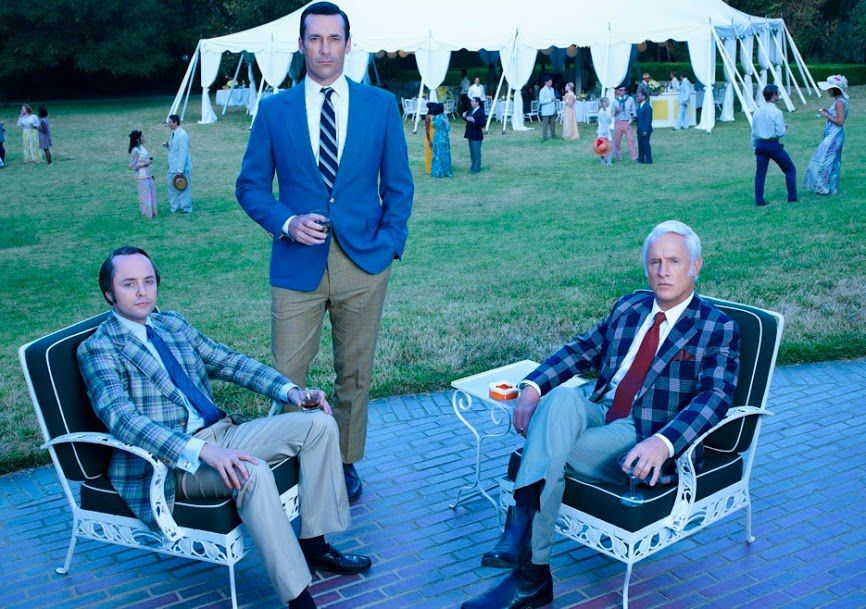 mad men patio furniture