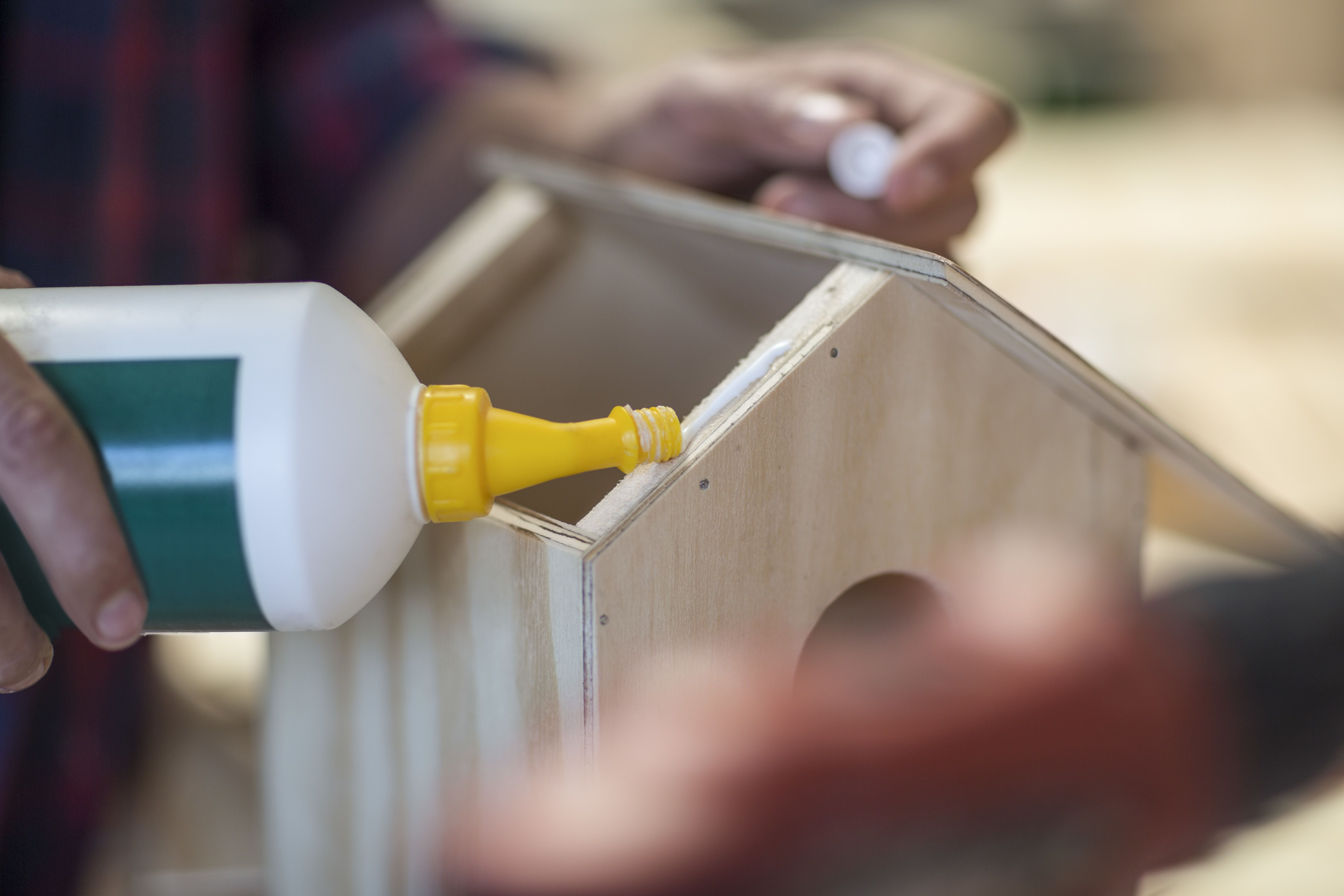 Tips For Removing Dried Glues And Adhesives