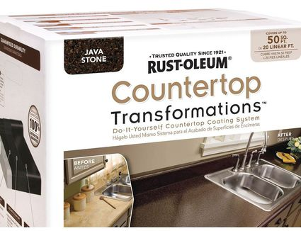 The five best diy countertop resurfacing kits countertop transformations countertop resurfacing not painting kitchen countertop ideas solutioingenieria Image collections