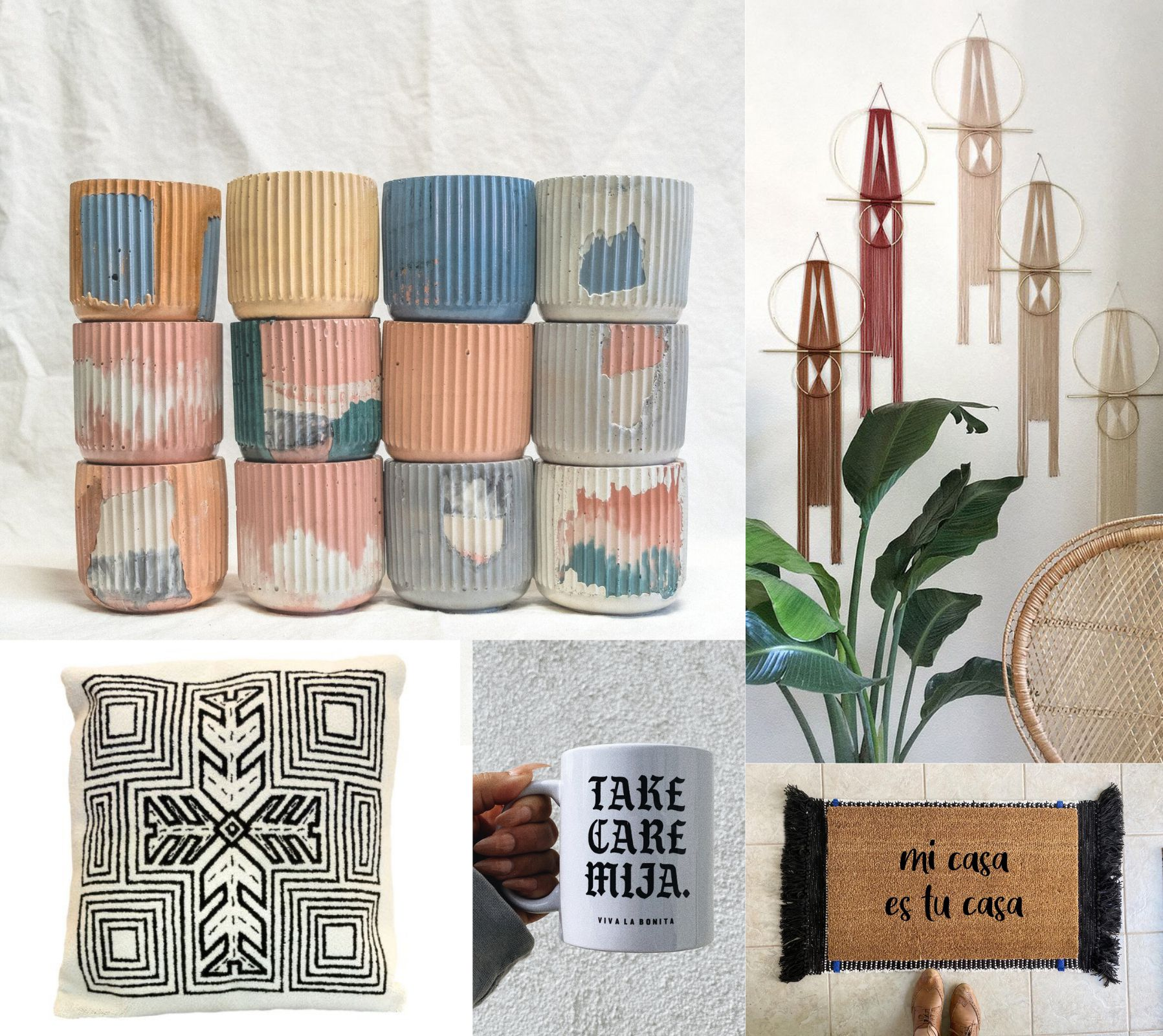 The 19 Best Home Decor Gifts From Latinx-Owned Businesses & Brands