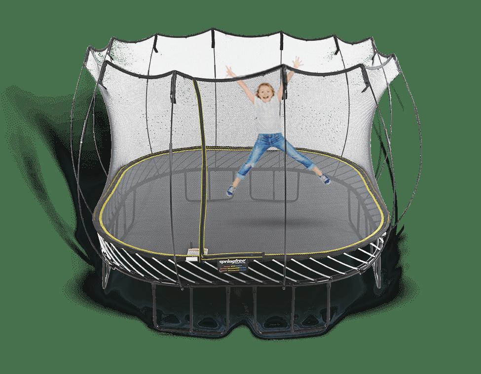 Springfree Jumbo Round Trampoline