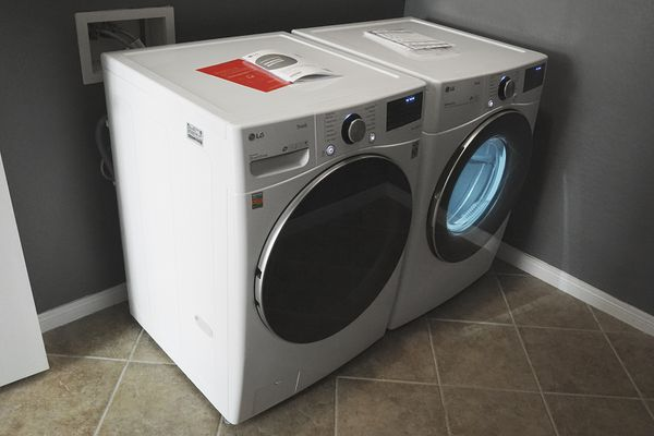 LG Ultra Large Capacity Electric Dryer
