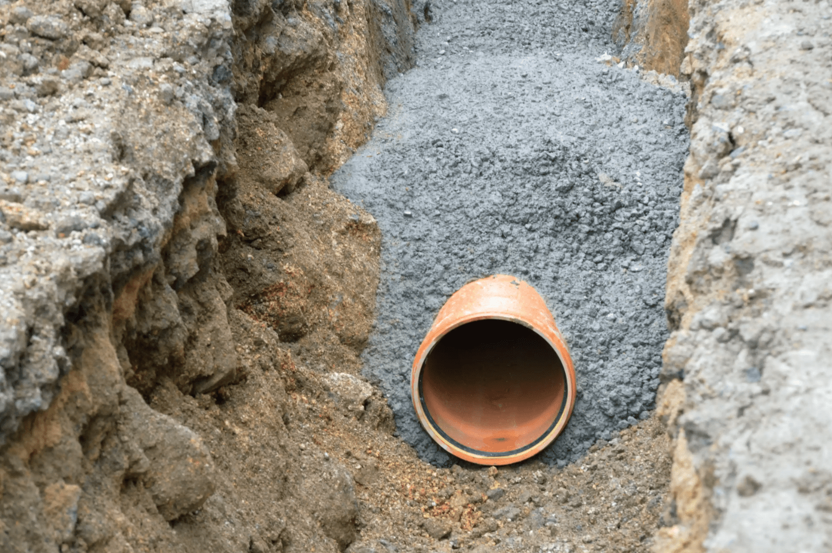 Guide To Sewer Pipes Pvc Abs Clay Iron, How To Tile Around A Waste Pipe Look Like