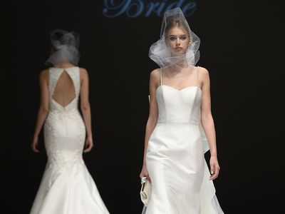 The Two Wedding Dress Trend