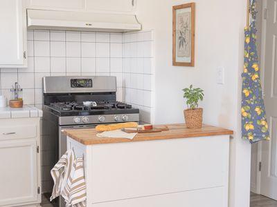 small kitchen island