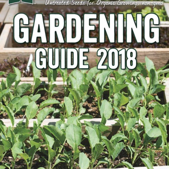 El catálogo White Flower Farm 2018