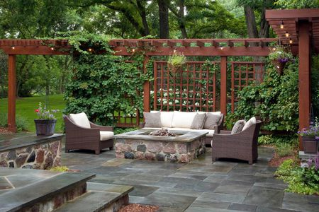 Patio pavers pictures - 25 Great Patio Paver Design Ideas
