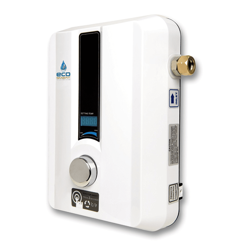 Best Overall Electric Tankless Water Heater Ecosmart Eco 11